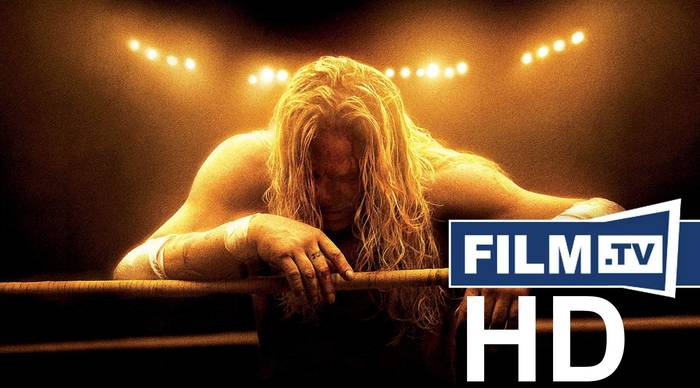 News video: The Wrestler Trailer Trailer Deutsch German (2008)