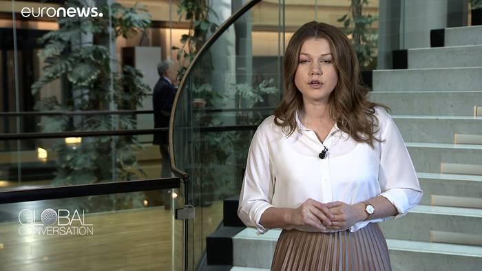 News video: EU-Kommissarin Elisa Ferreia: