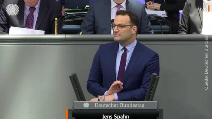 Video: Bundestag lehnt «Widerspruchslösung» für Organspenden ab