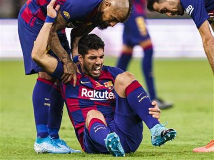 News video: Barcelona verliert seinen besten Stürmer