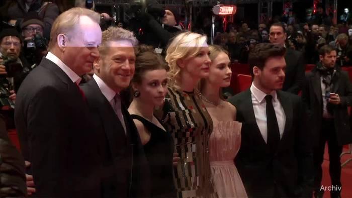 News video: Cate Blanchett wird Jury-Präsidentin in Venedig