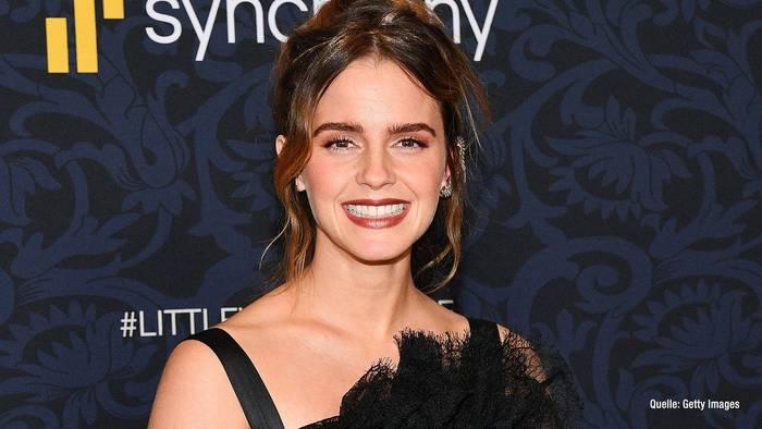 News video: Emma Watson gibt Projekt mit Secondhand-Shop bekannt