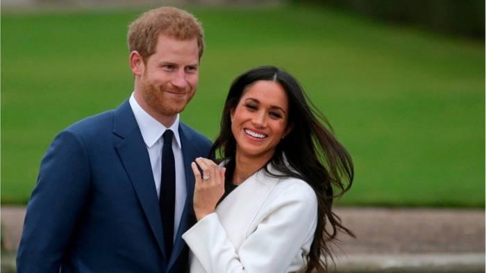 Video: Ziehen Harry und Meghan jetzt schon aus England weg?