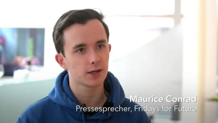 News video: Tausende bei Klimaschutz-Demo in Mainz