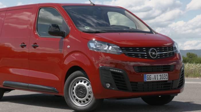 News video: Opel Vivaro Top-Technologien - Assistenzsysteme für Komfort und Sicherheit