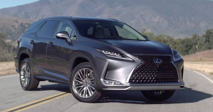 News video: Der neue Lexus RX Exterieur Design