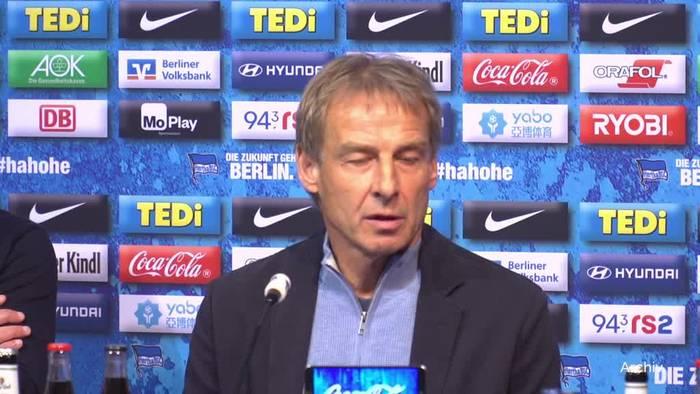 News video: Klinsmanns Trainerlizenz ist gültig - DFB und DFL geben Okay