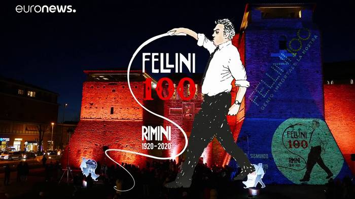 Video: 100 Jahre Fellini in Rimini