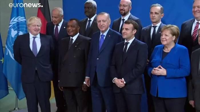 News video: Libyen-Konferenz: Waffenembargo respektieren und stärker kontrollieren