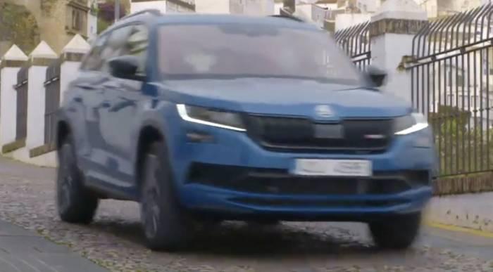News video: ŠKODA KODIAQ punktet mit erweiterter Ausstattung