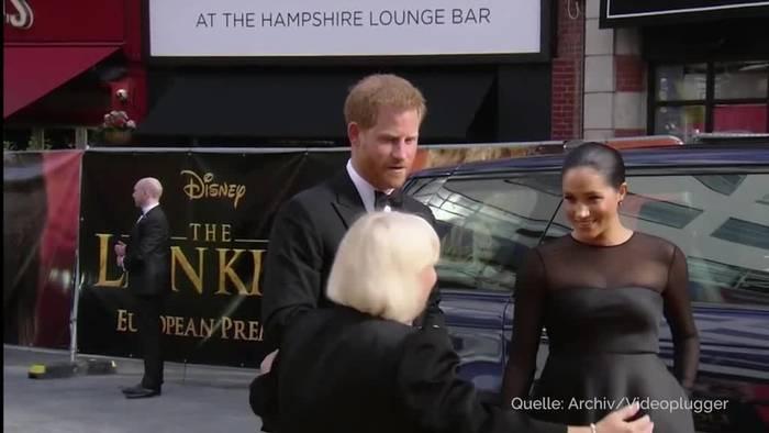 News video: Harrys und Meghans Royal-Ausstieg unerwartet klar