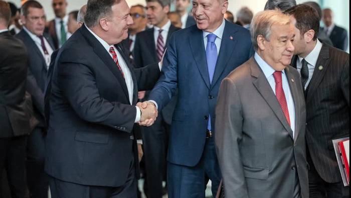News video: Berliner Libyen-Konferenz offiziell begonnen