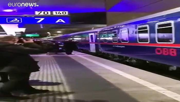 Video: Neuer Nachtzug Wien-Brüssel von ÖBB - in Deutschland kein Geld für Nachtzüge?