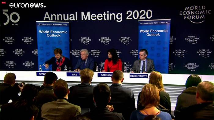 News video: IWF-Prognose: Weltwirtschaft steigt 2020 wieder