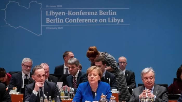 News video: Libyen-Konferenz: Waffenembargo und Schweigen der Waffen