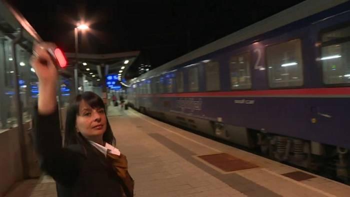 News video: Neuer Nachtzug Wien-Brüssel von ÖBB - in Deutschland kein Geld für Nachtzüge?