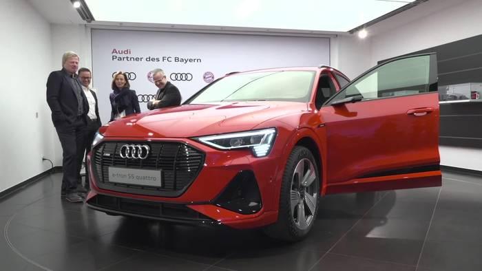 News video: Audi und FC Bayern gehen gemeinsam in die Zukunft