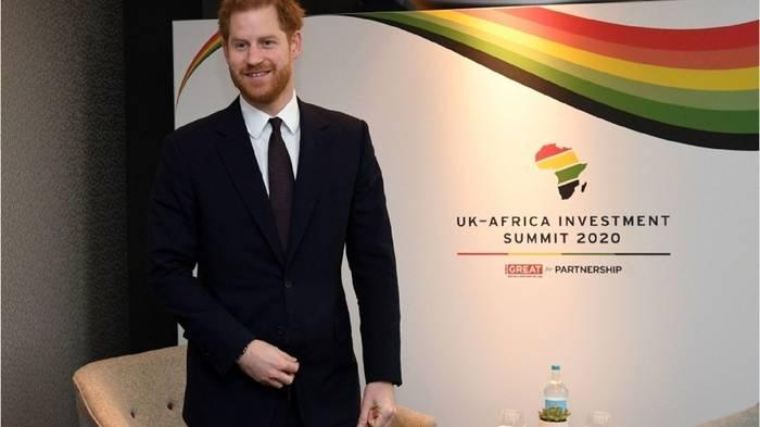 News video: Abschied auf Zeit: Prinz Harry hat Großbritannien verlassen