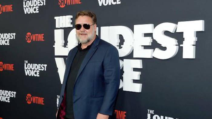 Video: Russell Crowe: Erst die Kinder, dann die Filmpreise