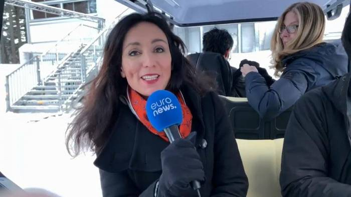 News video: Weltwirtschaftsforum: Der lange Weg nach Davos
