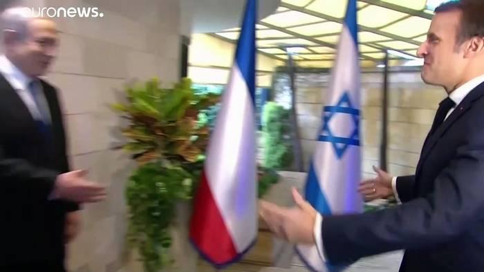 Video: Emmanuel Macron: