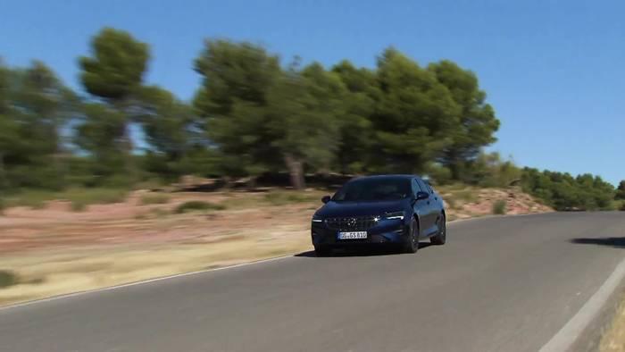 News video: Der neue Opel Insignia - Neue Motoren- und Getriebegeneration für viel Dynamik bei wenig Verbrauch