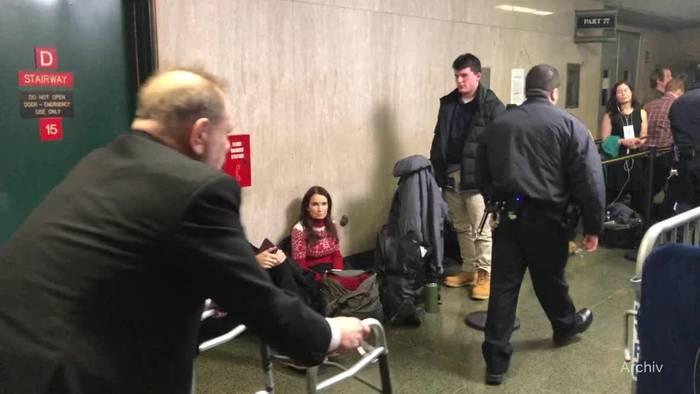 News video: Auftaktplädoyers im Prozess gegen Harvey Weinstein erwartet
