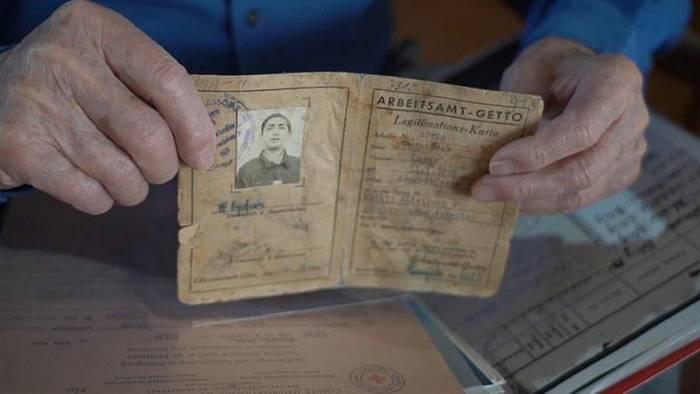 Video: Holocaust-Überlebender: Optimist, den Nazis zum Trotz