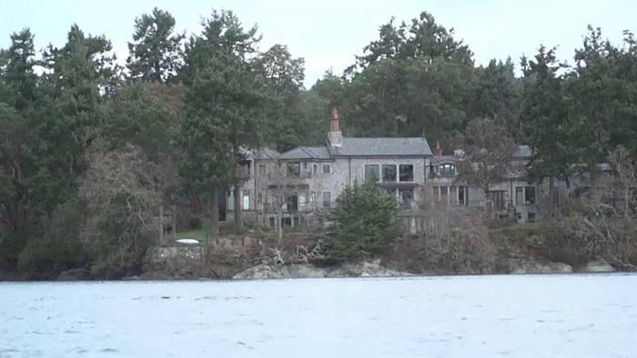 News video: Das ist die neue Villa von Harry und Meghan in Kanada