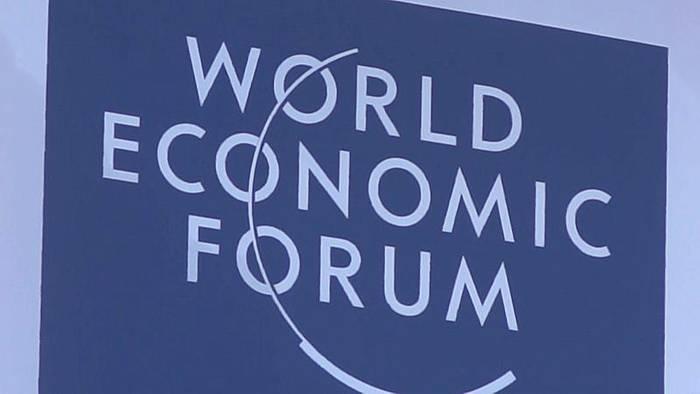 Video: Weltwirtschaftsforum in Davos: Männer, Männer, Männer
