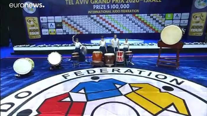 Video: Judo Grand Prix Tel Aviv - Erfolgreicher Auftakt für Südkorea