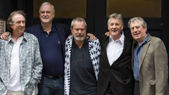 News video: Monty Python: Kollegen trauern um Terry Jones