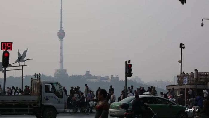 News video: Lungenkrankheit: China riegelt 11-Millionen Stadt ab