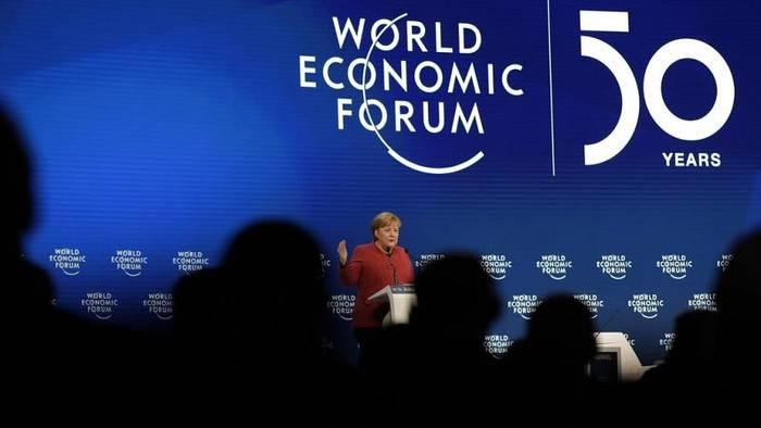 Video: Viel Wirbel: Ganz schön was los in Davos