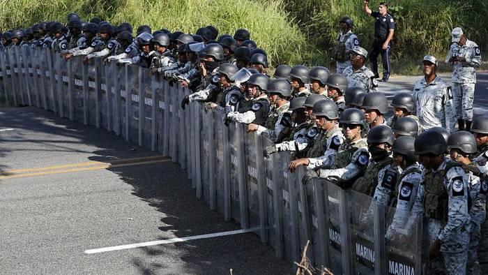 News video: Nationalgarde stoppt