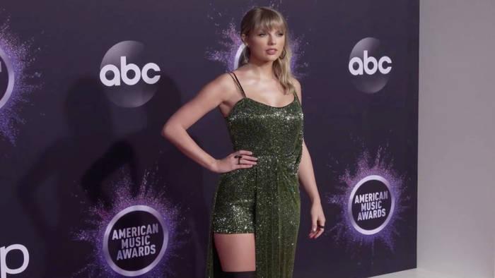 News video: Taylor Swift spricht offen über ihre überwundene Essstörung