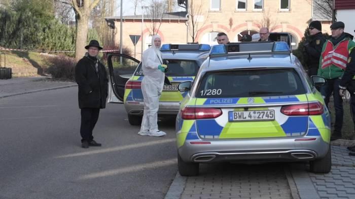 News video: Sechs Tote nach Schüssen in Baden-Württemberg