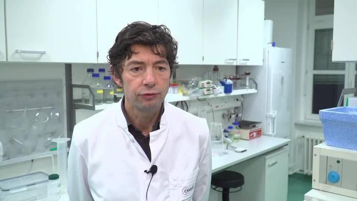 Video: Virologe Christian Drosten zum Coronavirus