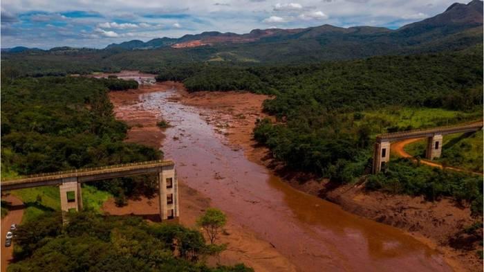 News video: Nach Staudammbruch: Brasiliens Justiz klagt deutschen Tüv Süd an