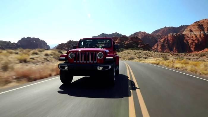 Video: Der neue Jeep® Wrangler Überblick