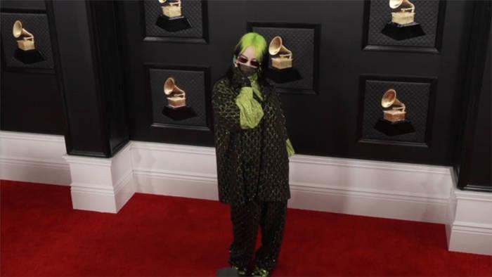 News video: Billie Eilish räumt bei den Grammys groß ab