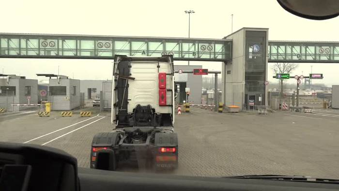 News video: Voll auf Draht: Schleswig-Holstein testet E-Highway