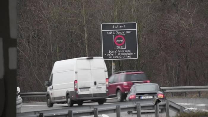 News video: Diesel-Fahrverbote: So kontrollieren die Städte