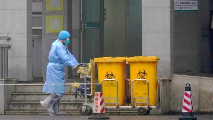 Video: Coronavirus: Mehr als 100 Tote in China, erster Fall in Deutschland