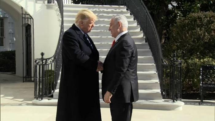 News video: Trumps neuer Friedensplan für den Nahen Osten