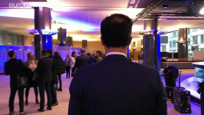 News video: EU-Parlament: Ein Nachrücker mit einer Mission