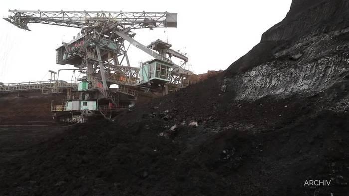 News video: Protest gegen Kabinettsbeschluss zum Kohleausstieg