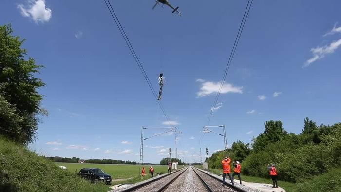 Video: Bahn steckt dieses Jahr 12,2 Milliarden in Infrastruktur