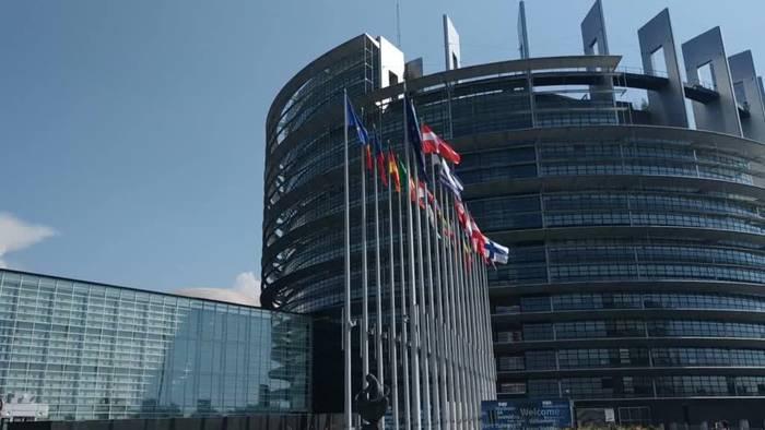 News video: EU-Parlament billigt Brexit-Vertrag