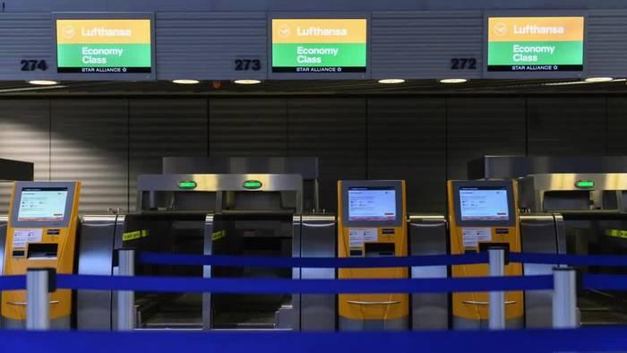 News video: Lufthansa streicht alle Flüge von und nach China